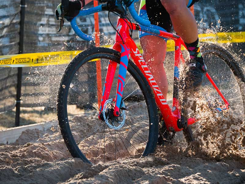 Cyclocross vs. Mountain bike